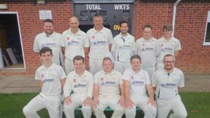 Sileby too strong for relegated firsts