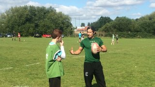 Specialist training from Nottingham Rugby