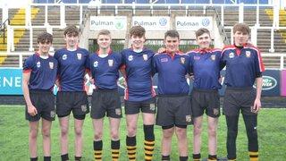 Egremont team mates selected for Cumbria U15s