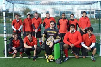 Mens 3rd XI Team Photo 2012-13