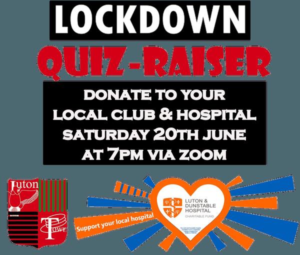 Lockdown Quiz-Raiser