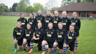 U16 Girls League Cup Final Sat 12th May