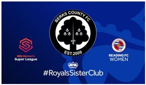 Reading Women FC  FA Cup Semi Final this Sunday 14th