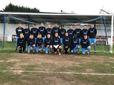 First team - Final Game of Season - Saturday 20th April