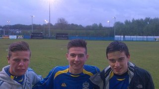 The Cup Final Winners