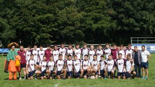 Diss Colts 0 - 40 Sidcup Academy