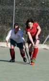 'Flo'-ing hockey on show from Wring who nets 4 as 3rds dominate