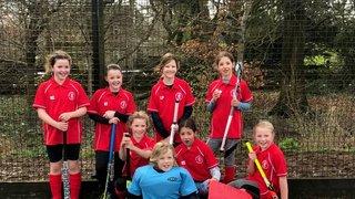 Winscombe Juniors, Tournament in Bath, March 2017