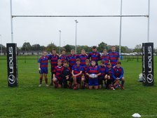Some Great Tries for the U13s at Home