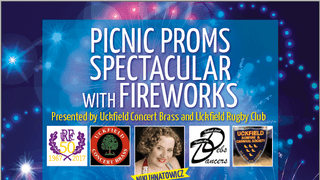 Picnic Proms Spectacular with fireworks