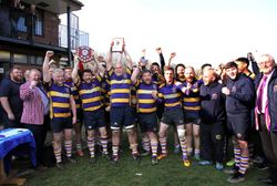 The Double, Sussex One Champions and Harvey's of Sussex Shield Winners