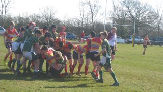 U14s come up short in tense final