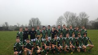 U16s wrap up pre-Xmas Cup match in style