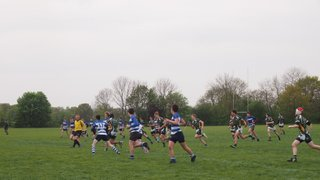 U16s claim top spot (or at least a share of it!)
