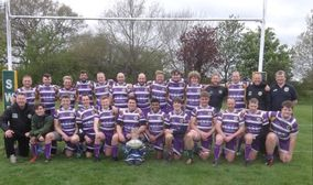 Saxons win Cambridgeshire Intermediate Cup
