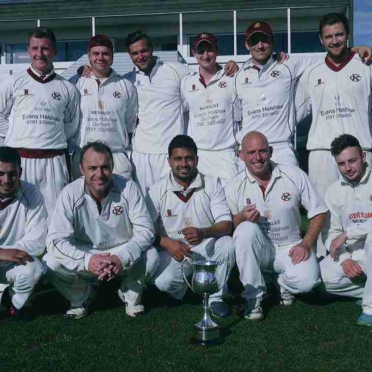 Dream start for promoted Eppleton, with opening day game at Emirates ICG