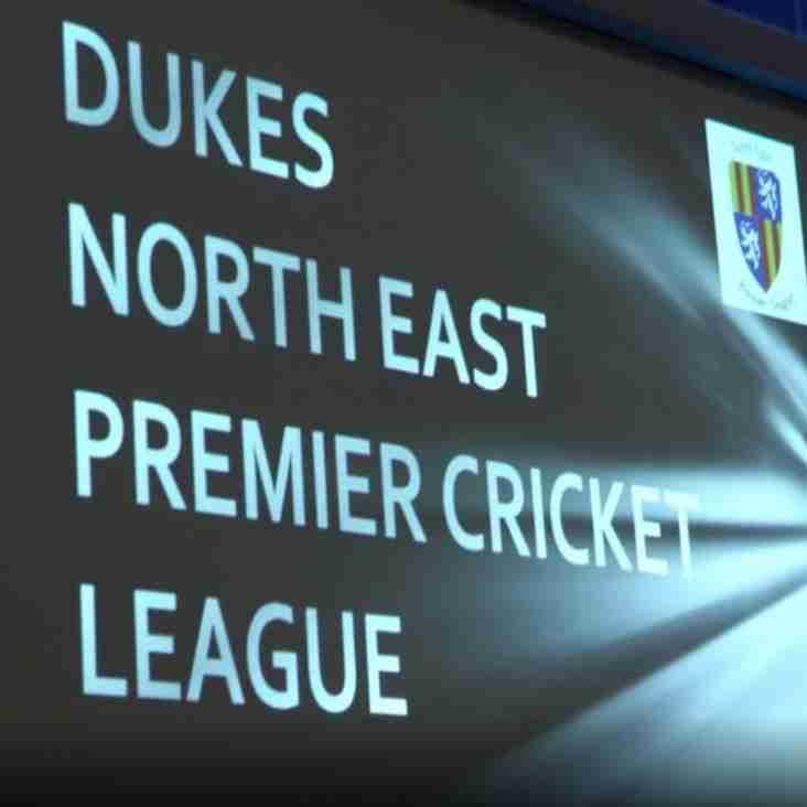 North East Premier League - Annual Dinner Shortlist