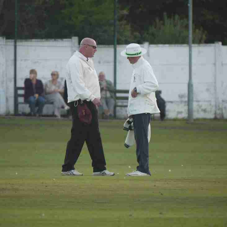 ECB ACO Umpiring and Scoring Courses 2021