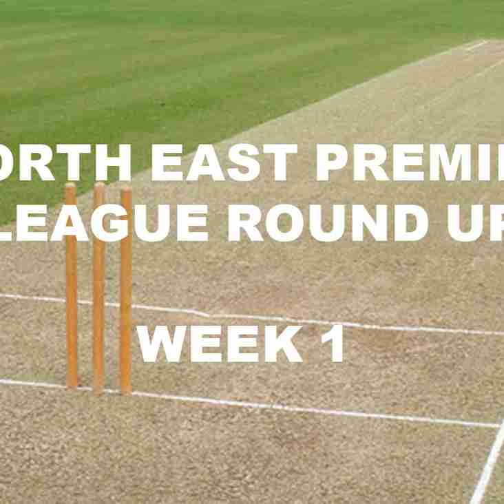 NEPL Round Up: Week 1