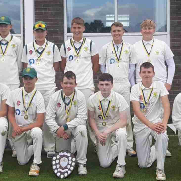 North East Premier League under 15s competition