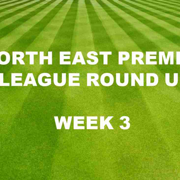 NEPL Round Up: Week 3