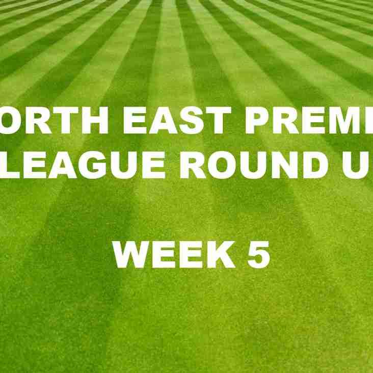 NEPL Round Up: Week 5