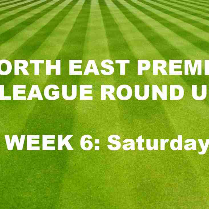 NEPL Round Up: Week 6 (Part 1)