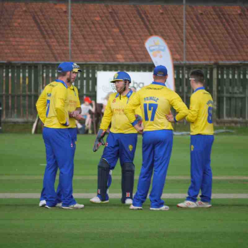 North East Premier League v Durham Cricket - 24 July 2019