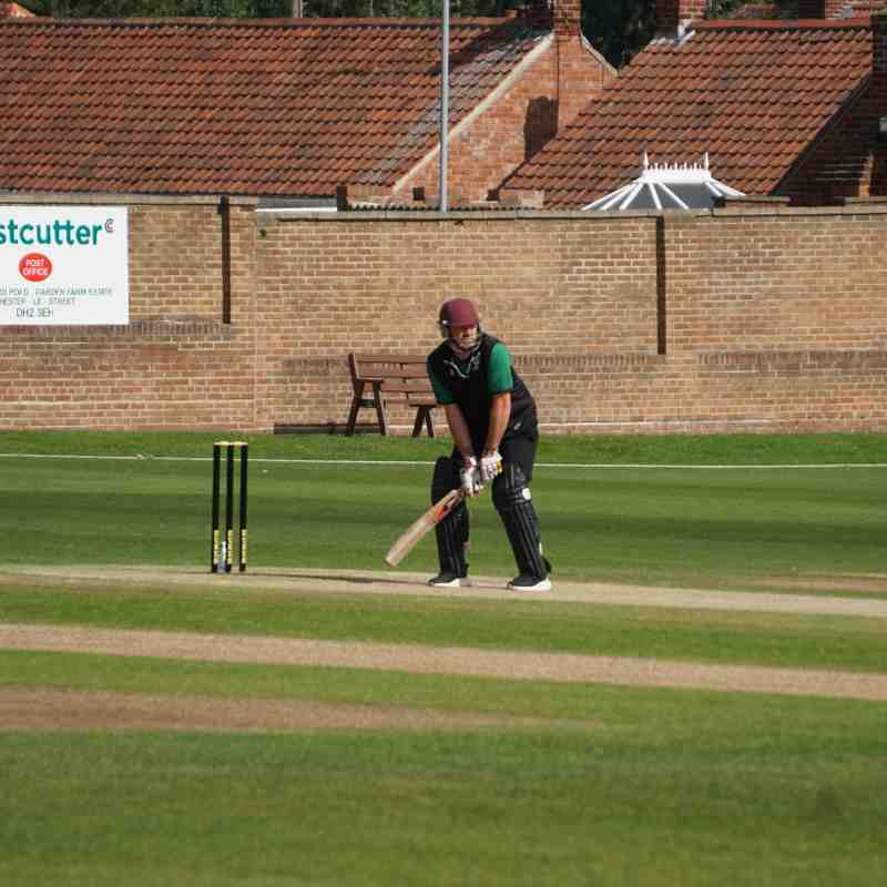 North East Premier League Banks Salver 2020 - Chester le Street v Burnmoor