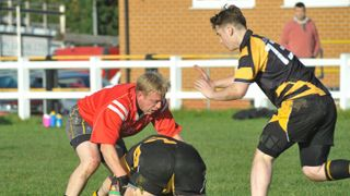 Old Timers v Young Guns 31/10/15