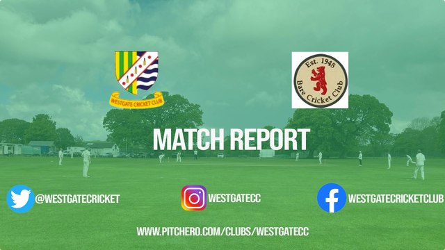 MATCH REPORT: Last-ball LBW call turned down preventing Westgate win over Bare