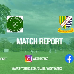 MATCH REPORT: Westgate out of Hackney & Leigh T20 Cup with defeat to Carnforth