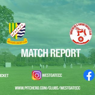 MATCH REPORT: Westgate end season with five-wicket win over Shireshead