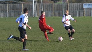 EUAFC U18's vs Crawley Down 06/01/13