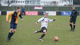 EUAFC U18's vs Eastbourne Town