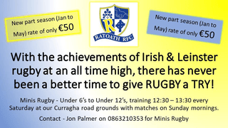 Give Rugby A Try