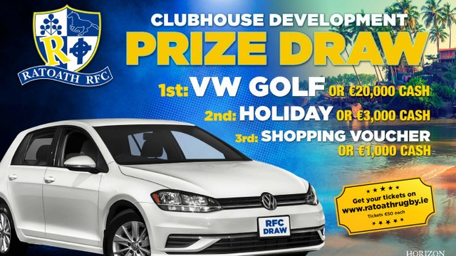 April Car Draw Postponed due to Covid-19