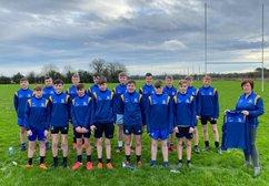 Thornton's sponsor U16 Training Tops