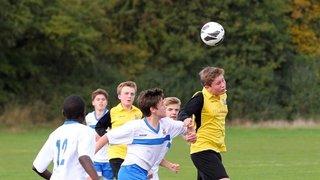 CCYFC Whites U14s v Ellite Colts (H)