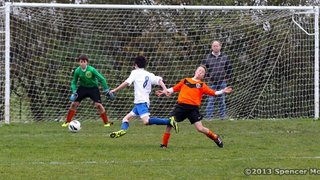 "CCYFC Whites U14s v Herongate Athletic ""Black"". 17.11.13."