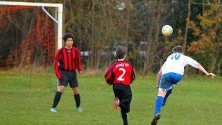CCYFC Whites U14 v Stones Athletic Black (A) 8-1