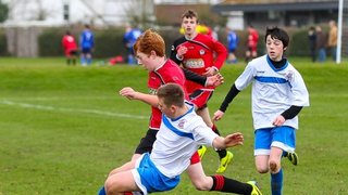 CCYFC Whites U14s v Brentwood Athletic Tigers (A)