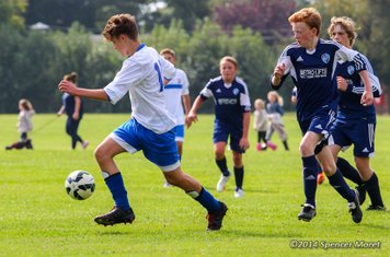 Chelmsford City Youth FC Whites U15s (1) v Epping Youth (4) (A).  Image By: Spencer Moret