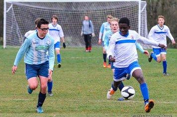 CCYFC Whites U15 (0) v Intersports (2) (H).   Image by: Spencer Moret