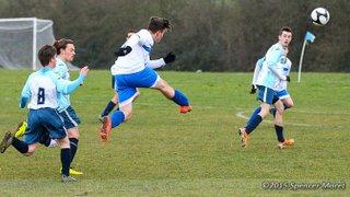 CCYFC Whites U15 v Intersports (H): 15.03.15