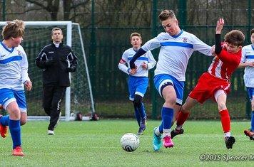 CCYFC Whites U15 (2) v Hutton (3) (A).  Image by: Spencer Moret