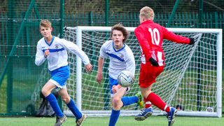 CCYFC Whites U15 v Hutton (A): 22.03.15