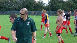 Farnley Falcons Open Age v Wortley Dragons
