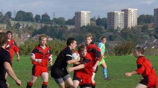 Under 18s v Emley Moor