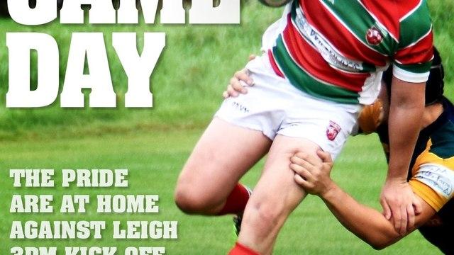 Game Day - Warrington v Leigh